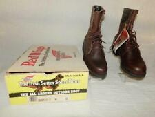 $219.99 Men'S Red Wing Irish Setter Leather Hunting Work Boots 859 Usa Nos 13B