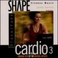 Shape Fitness Music: Cardio 3 Various CD NEW