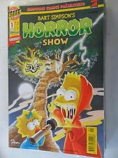 Bart simpson's horror show-Nº 1-9 - simpsons-Dino-Nº 1-9 - par 1/1-2/2