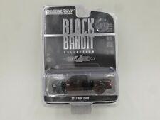 Greenlight 1:64 2017 RAM 2500 Black Bandit Diecast Car Model