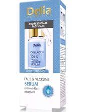 Delia Collagen 100%25 Anti Wrinkle Serum Face Neck And Decollete 10 ml