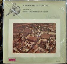 J.M. Haydn/Sandor  Sinfonia; Serenata   Qualiton