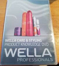 Wella Care & Styling Product Knowledge Dvd