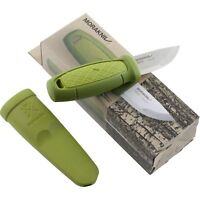 Mora Eldris Green Fixed Blade Knife Sheath Camping Morakniv Sweden FT01763