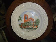 "1950 Methodist Church Plate Binghamton, NY - 10"" Plate"