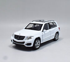 Welly 1:36 Mercedes Benz GLK Diecast Model Car New in Box White or Red