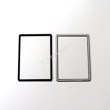 New Outer Screen LCD Glass for Canon EOS 6D Digital Camera Repair Part withTape