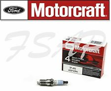 Set of 4 Original Motorcraft Spark Plug SP493
