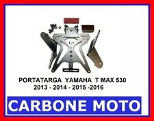 PORTATARGA REGOLABILE YAMAHA T-MAX 530 anno 2015