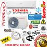 Premium Mini Split 12000 BTU 17SEER INVERTER System Ductless 110V Only Cold