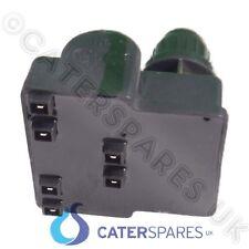 Alimentazione Batteria Elettrica Piezo gas scintilla ACCENDITORE 22 mm Foro BBQ 6 BRUCIATORI 6 canali