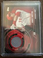 Joey Votto 2014 Topps Jersey Insert TR-JV Cincinnati Reds Future HOF Game Used