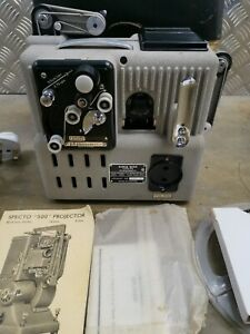 Eumig P8 Automatic Cine Projector 8mm Vintage In Box Case 1960's