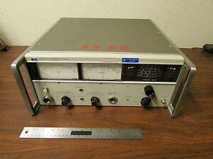 HP Agilent 4815A Vector Impedance Meter LCR Measurement