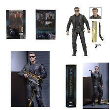 "3D T-800 Judgement Day Neca Terminator 2 7"" Inch 2017 Action Figure"