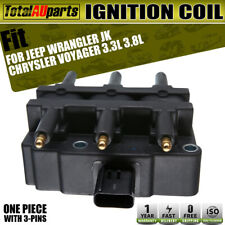 Ignition Coil Pack for Jeep Wrangler JK 07-11 Chrysler Grand Voyager 3.3L 3.8L