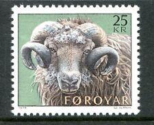 Faroe Island Stamp Scott #42 Ram 1979 MNH