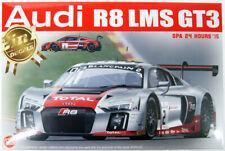 Platz PN24004 NuNu Racing Series Audi R8 LMS GT3 1/24 Scale Kit