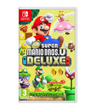 Super Mario Bros. u Deluxe Nintendo switch