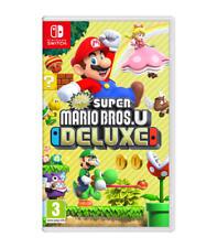 Juego Nintendo switch Super Mario u Deluxe