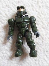 Halo mega bloks series 1: green spartan (rare) no weapon