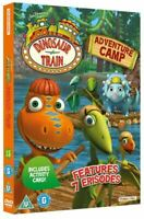 Dinosaur Train - Adventure Camp  DVD (2015)  New