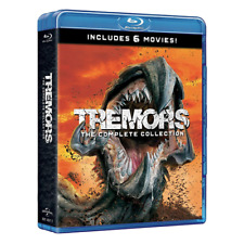 TREMORS Collection 1-6 (6 Blu-ray)