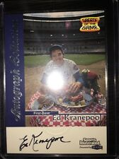 1999 Fleer Sports Illustrated Ed KRANEPOOL auto autograph METS