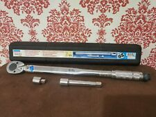 """POWERFIX 1/2"""" TORQUE WRENCH BOXED"""