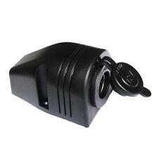 12V Motorcycle Car Cigarette Lighter Power Socket Power Outlet Waterproof XC