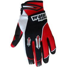 Gants rouges pour motocyclette Homme taille XXL