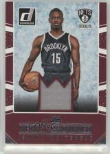 2016-17 Panini Donruss Newly Crowned Jerseys Isaiah Whitehead #35 Rookie