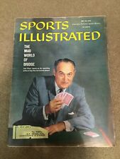 FM1-35 Sports Illustrated Magazine 5-23-1960 Card Game Bridge