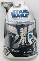 Star Wars The Clone Wars Clone Trooper With Rocket Firing Launcher Hasbro JP