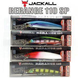 JACKALL BROS. RERANGE 110 SP SUSPEND JAPAN BAIT LURE 110mm 14.8g MORE COLORS