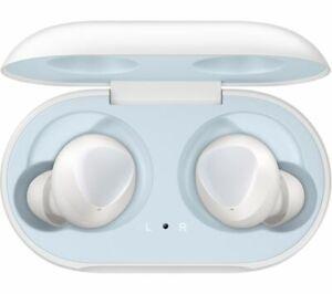 SAMSUNG GALAXY BUDS TRUE WIRELESS BLUETOOTH EARPHONES WHITE SM-R170NZWABTU