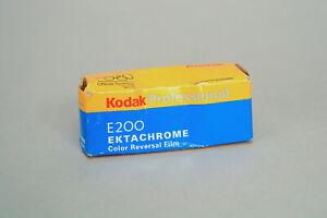 NEW Kodak Ektachrome E200 120 Slide Sealed 06/2002 Color Reversal Film