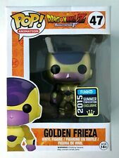 Funko Pop! Golden Frieza 2015 SDCC Summer Convention Exclusive AUTHENTIC Barcode