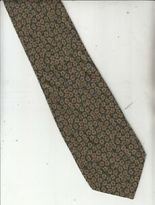 Armani-Giorgio Armani-[New $400]Authentic-100% Silk-Made In Italy-A105-Men's Tie