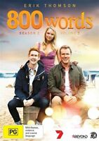 800 Words : Season 2 : Vol 2 (DVD, 2017, 2-Disc Set) - Region 4