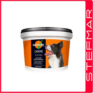 Rose Hip Vital Canine Powder 1.5kg - For Dogs Joint Health