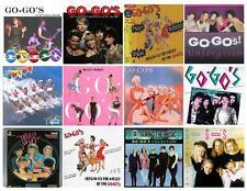 The Go Go'S Albums Photo-Fridg Magnets