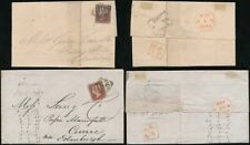 Used Victorian (1837-1901) Postal History Irish Stamps
