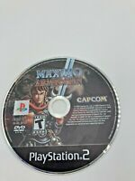 Sony PlayStation 2 PS2 Disc Only Tested Maximo vs Army of Zin Ships Fast