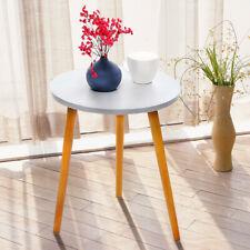 Nordic Modern Minimalist Round Living Room Coffee Tea Tray Table Home Furniture