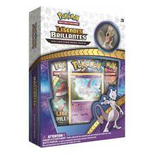 Coffret Pokémon Pin's Collection - SL 3.5 Légendes Brillantes Mewtwo the Poké