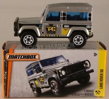MATCHBOX POWER GRABS #48 Land Rover 90 [Ninety], 2017 issue (NEW in BOX)