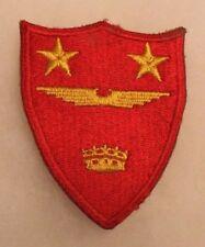 WWII USMC HQ MARINE FUSELAGE AIR PATCH COTTON CUT EDGE NO GLOW ORIGINAL