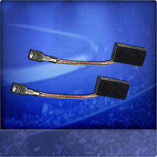 BALAIS charbon moteur charbon pour Bosch GWS 11-125 CIE, GWS 11-125 CIH, GWS 1400