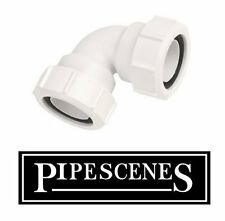 McALPINE MS4 Elbow Bend 32mm Compression Fitting